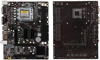 Placa base para computadora, LGA 775 DDR2 667 / 800MHz Computadora para computadora de escritorio para el chipset Intel 945GC + ICH DDR2 667 / 800MHz 775 Series, con interfaz IDE USB PCI COM LPTVGA