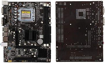 ASHATA Computer Mainboard,LGA 775 DDR2 667 / 800MHz Desktop Computer Motherboard for Intel 945GC+ICH Chipset DDR2 667/800M...