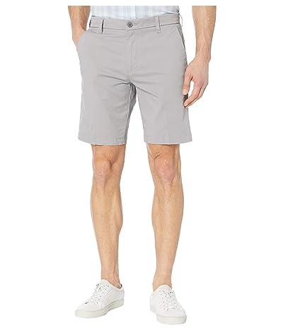 Dockers Supreme Flex Ultimate Shorts (Foil Gray) Men