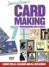 10 Pack: Card Craft with Joanna Sheen (including Autumn, Winter, Spring,  Summer, Pretty Paper Craft Vol 1, 2, 3 [Reino Unido] [DVD]