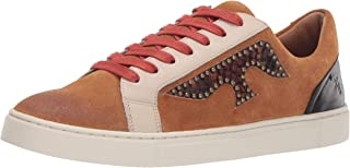 FRYE Womens Ivy Logo Patch Low