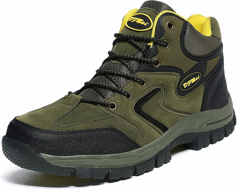 ZHENZHONG Men's Trail Hiking Trekking Boots shoes Mountain Sports Outdoor Boot