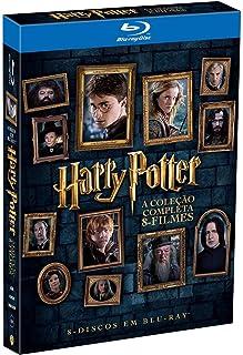 Harry Potter a Coleção Completa 8 Filmes