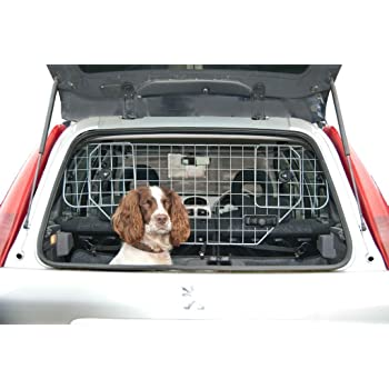 Mesh Headrest Travel Dog Guard Barrier Grill For Audi A4 Estate 2008-2015
