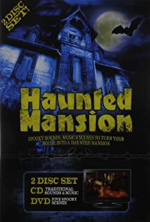 Haunted Mansion // Turn Your House Into a Haunted Mansion