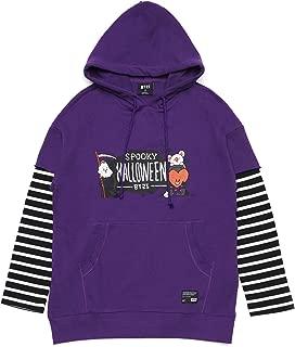 bt21 halloween hoodie
