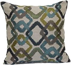 Brentwood Originals Kala Decorative Pillow, 18, Tide