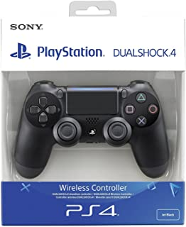 Sony DualShock 4 Gamepad PlayStation 4 Black - Gaming Controllers (Gamepad, PlayStation 4, Digital, D-pad, Wired/Wireless,...