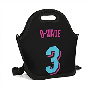 Special Basketball Theme Lunch Box Fashionable Tote Container Stylish Cooler Thermos Gym Lunch Bag Personalized Slim Sports Perfect