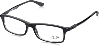 Ray-Ban RX7017 Rectangular Eyeglass Frames