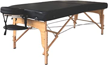 Extra Wide Portable Massage Table - Comfort Plus 34