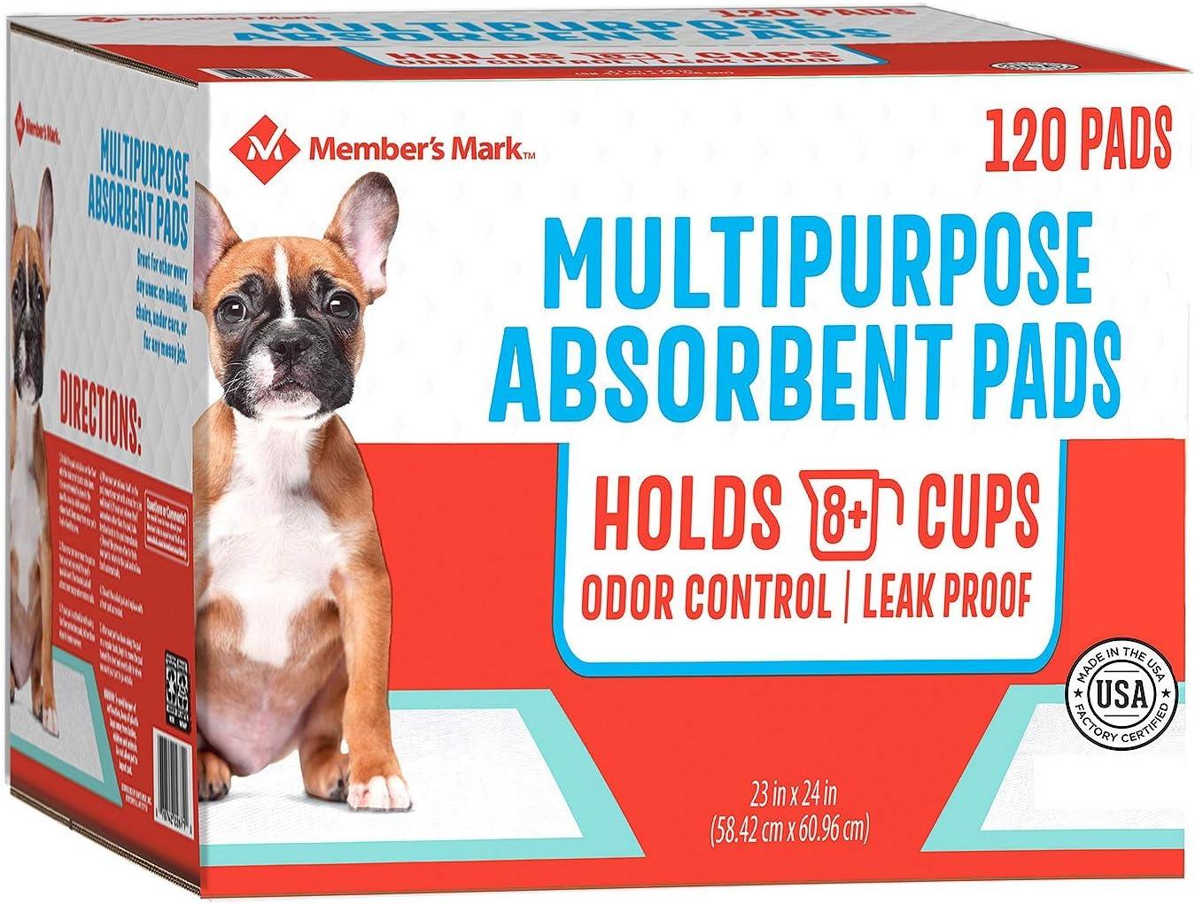 Member's Mark Pet Training Pads Minneapolis Mall 23