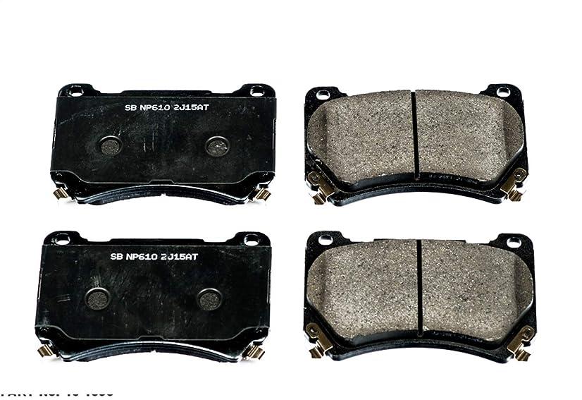 Power Stop (16-1396) Z16 Ceramic Brake Pad