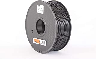 25 types of Premium 3D filament in 1 pack. 10 meter each material (exclusively by WOL 3)