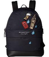 Burberry Kids - Slim Backpack