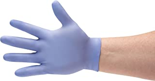 100枚/箱 使い捨てパウダーフリー ブルー ニトリル 医療 試験用手袋 ラテックスフリー Mサイズ