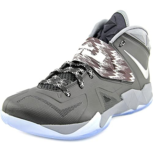 size 40 1fb1f 00012 nike zoom soldier VII PP mens hi top basketball trainers 609679 lebron james