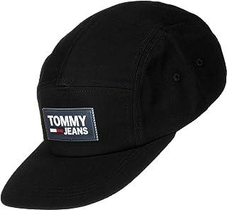 تومي هيلفيغر قبعة كاجوال للرجال ، مقاس موحد، اسود