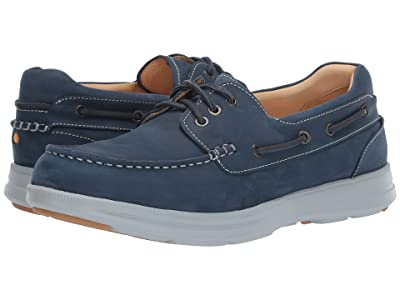 Samuel Hubbard New Endeavor (Driftwood Blue) Men