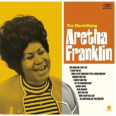 Electrifying Aretha Franklin