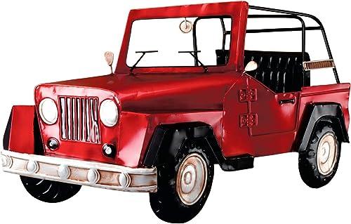 cómodamente Montichelvo 55071 - Jarra metálica, Color Color Color rojo  la mejor oferta de tienda online