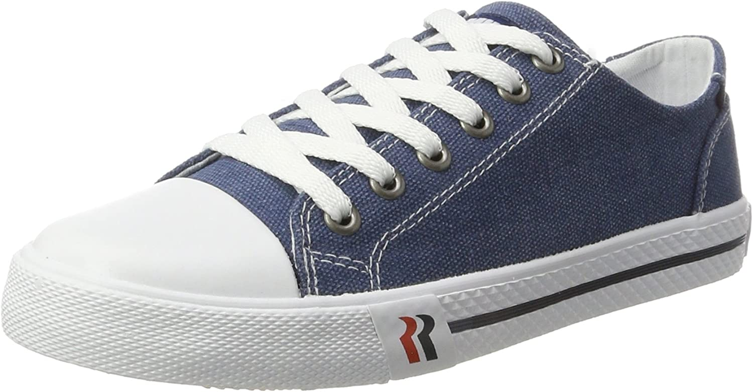 ROMIKA Unisex Adults' Soling 06 Sneakers bluee