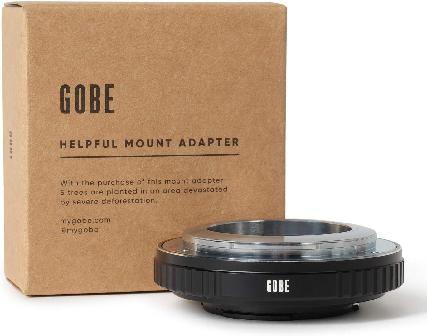 compatibile con lente con lentetax G e corpo fotocamera Nikon Z Urth x Gobe Adattatore di montaggio lente