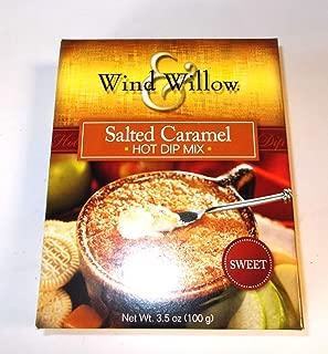 Wind & Willow Salted Caramel Hot Dip Mix