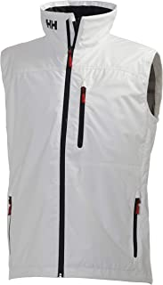 Helly Hansen Men's Crew Vest, White, Medium
