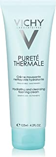 Vichy Pureté Thermale Hydrating Foaming Cream Cleanser, 4.2 Fl. Oz.