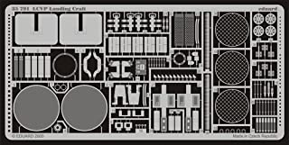 Eduard Accessories- Accessoire de modélisme LCVP Landing Craft pour kit Italeri, 35791