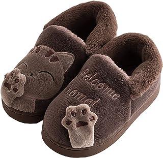 Pantofole Ragazze Inverno Ragazzi Warm Scarpe di Cotone Slipper Panda Antiscivolo Scarpe Bambine Invernali Caldo Casa Patt...