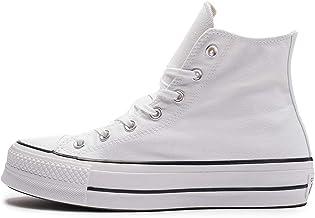 Amazon.com: Converse White Sneakers