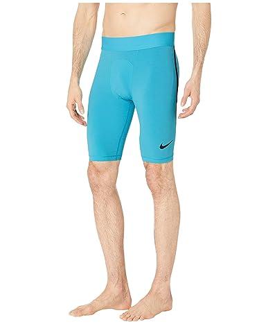Nike 9 Pro Flex TP Shorts (Light Blue Fury) Men