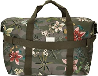 Desigual Womens Woven Luggage, Green, U