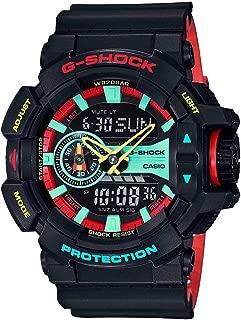Casio G-Shock Analog-Digital Green Dial Men's Watch-GA-400CM-1ADR (G864)