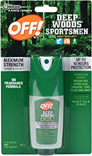 OFF! Deep Woods Sportsmen Insect Repellent 1 oz. (Pack - 1)