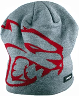 SRT Hellcat Knit Beanie Grey