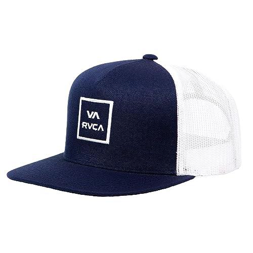 b913a1f4 RVCA Men's VA All The Way Truck Hat