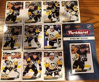 Pittsburgh Penguins 2018-19 Upper Deck PARKHURST NHL Hockey factory sealed  10 card licensed team set including Evgeni Malkin 81a41765e
