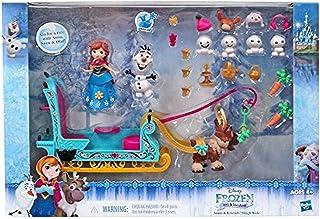 Disney Frozen Little Kingdom Anna & Friends' Sleigh Ride Playset