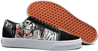 The-Poster-Yeezus-Cover-Tour-Classic-Merch-DOD-Wants-You- Women's Skate Shoes Lace Up Shoe