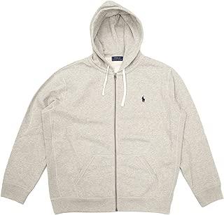 ralph lauren grey pullover hoodie