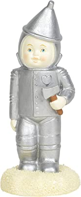 Department 56 Snowbabies Guest Collection The Wizard of Oz Only had a Heart Figurine, 5.125 Inch, Multicolor