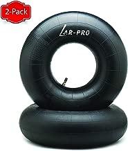 AR-PRO (2-PACK) 16x6.50-8, 16x7.50-8 Inner Tube TR-13 Straight Valve Stem for Mower/Tractor/Golf Cart/Garden Trailer and More