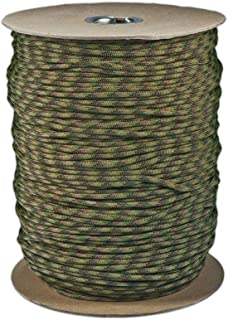 SGT KNOTS Paracord 550 Type III 7 Strand - 100% Nylon Core and Shell 550 lb Tensile Strength
