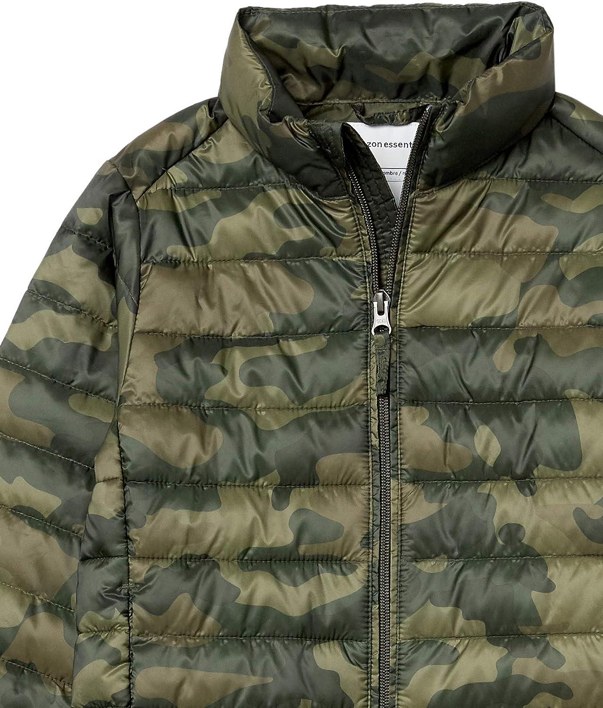 Essentials Light-Weight Water-Resistant Packable Puffer Jackets Coats Outerwear-Jackets Bambino