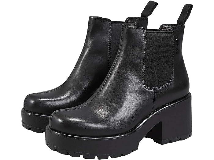 shoemakers dioon platform chelsea bootie