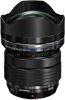 Olympus Objetivo M.Zuiko Digital ED 7-14mm F2.8 Pro, Zoom Gran Angular, Apto para Todas Las cámaras MFT (Modelos Olympus ...