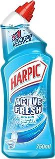 Harpic Active Fresh Liquid Toilet Cleaner - Ocean Force, 750 ml